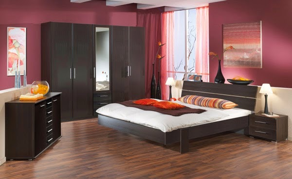 id e de d coration pour une petite chambre id es d co moderne. Black Bedroom Furniture Sets. Home Design Ideas