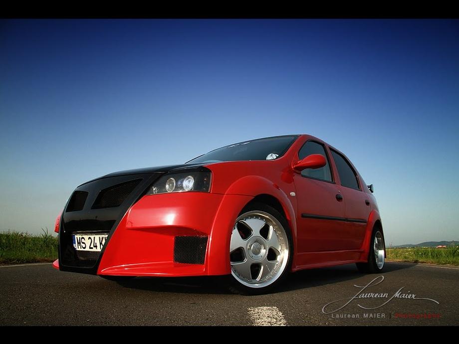 Edigital Cars: Dacia Logan The Kid