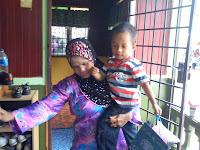 kakak saya n anaknya