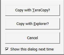 Tera Copy Pro 2.3 Full Serial