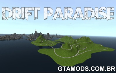 Drift Paradise Map