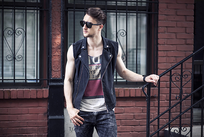Fashion Attacks men blog outfit inspiration