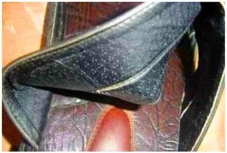 Kulit dari PVC