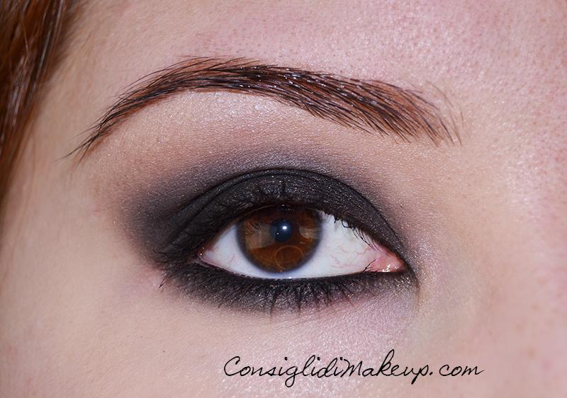 come fare lo smoky eyes tutorial