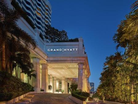 Grand Hyatt Erawan Hotel Bangkok