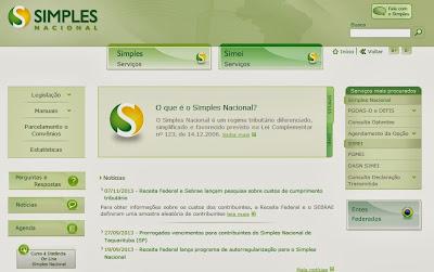 http://www8.receita.fazenda.gov.br/SimplesNacional/