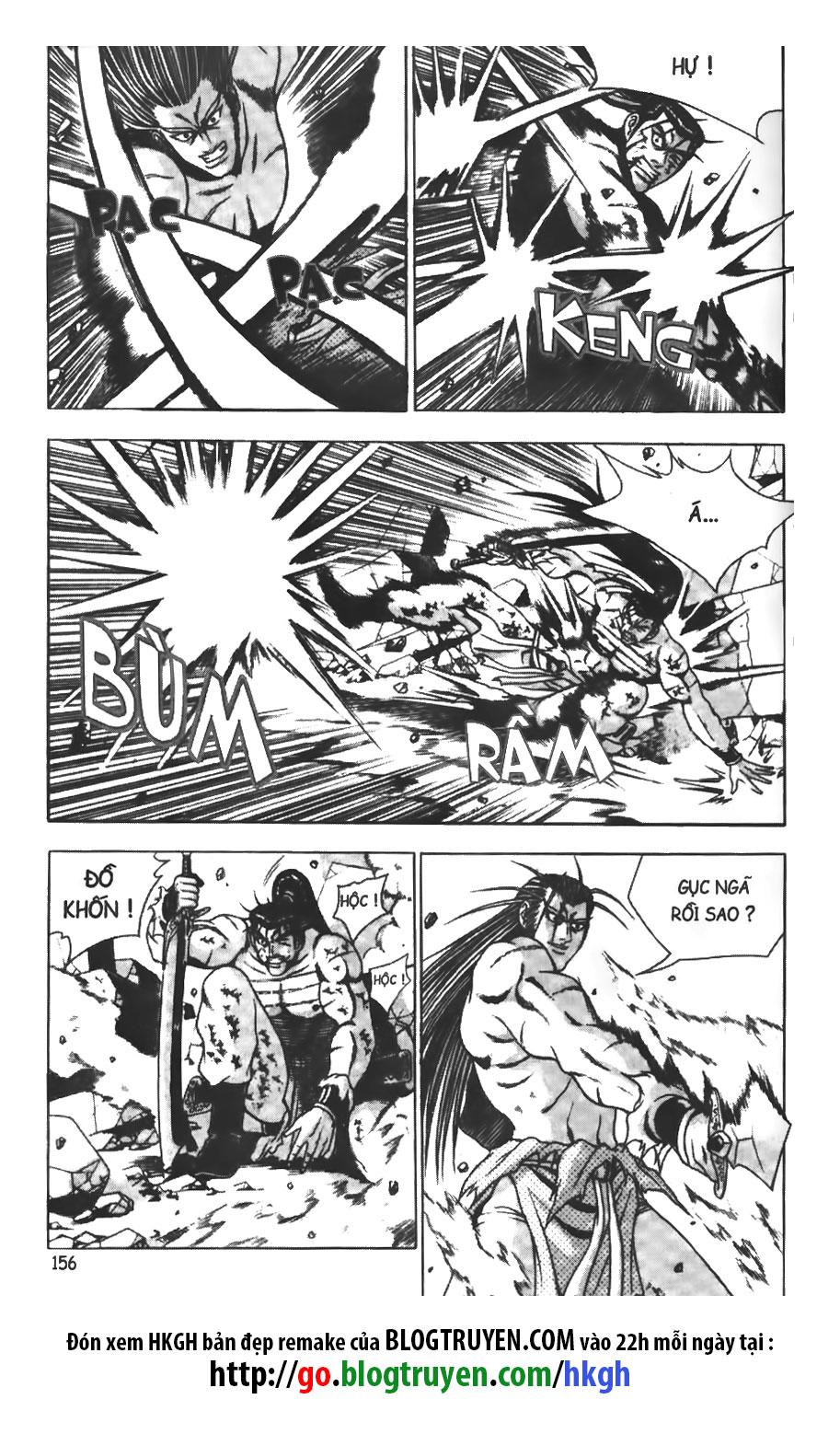 Hiệp Khách Giang Hồ chap 213 page 22 - IZTruyenTranh.com