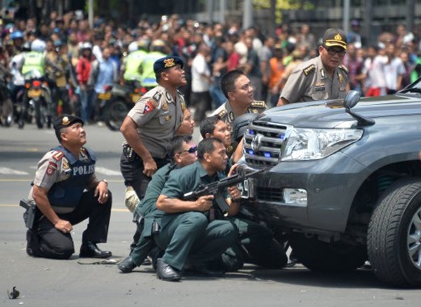 Tragedi Berdarah Jakarta Dibom, Tiada Rakyat Malaysia Terlibat Setakat Ini!