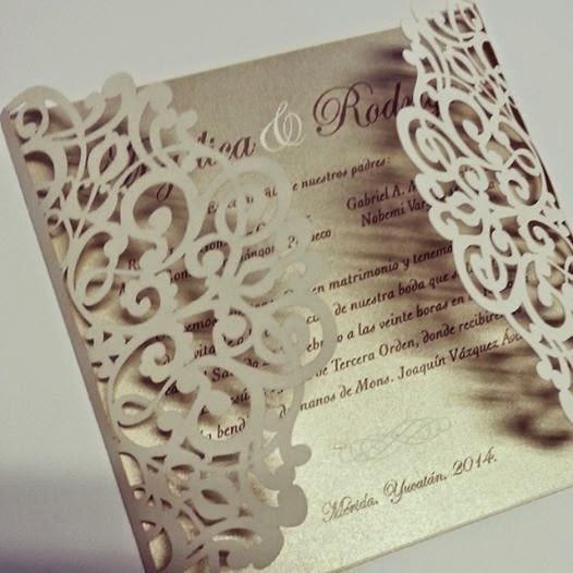 Papelerie: Invitaciones + Papeles + Materiales + Accesorios