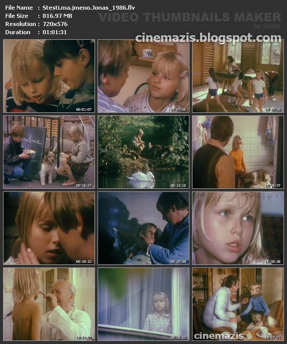 Štěstí má jméno Jonáš (1986) Libuše Koutná