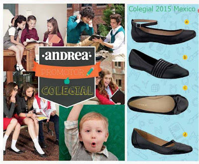 Andrea Promotor Colegial 2015 Mexico