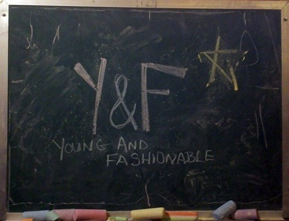 Young and Fashionable