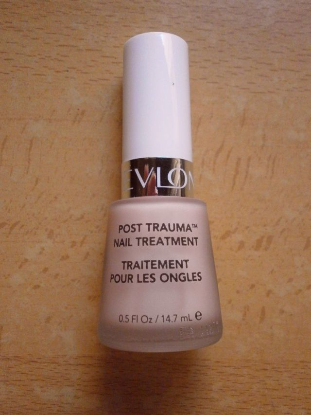 Miss Potingues: Post Trauma Treatment de Revlon, recupera tus uñas.