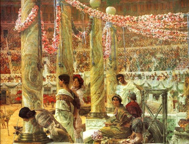 Lawrence Alma Tadema, Tadema,art history