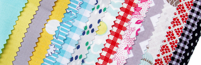 Blogger's Choice Bundle for the Fat Quarter Shop by Red Pepper Quilts