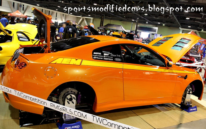 Modify Cars Weekly Featured Tuner Car 2003 Infiniti G35 Coupe Tuning