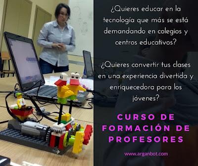 Curso Intensivo de Formación en Tecnología para Profesores y Educadores