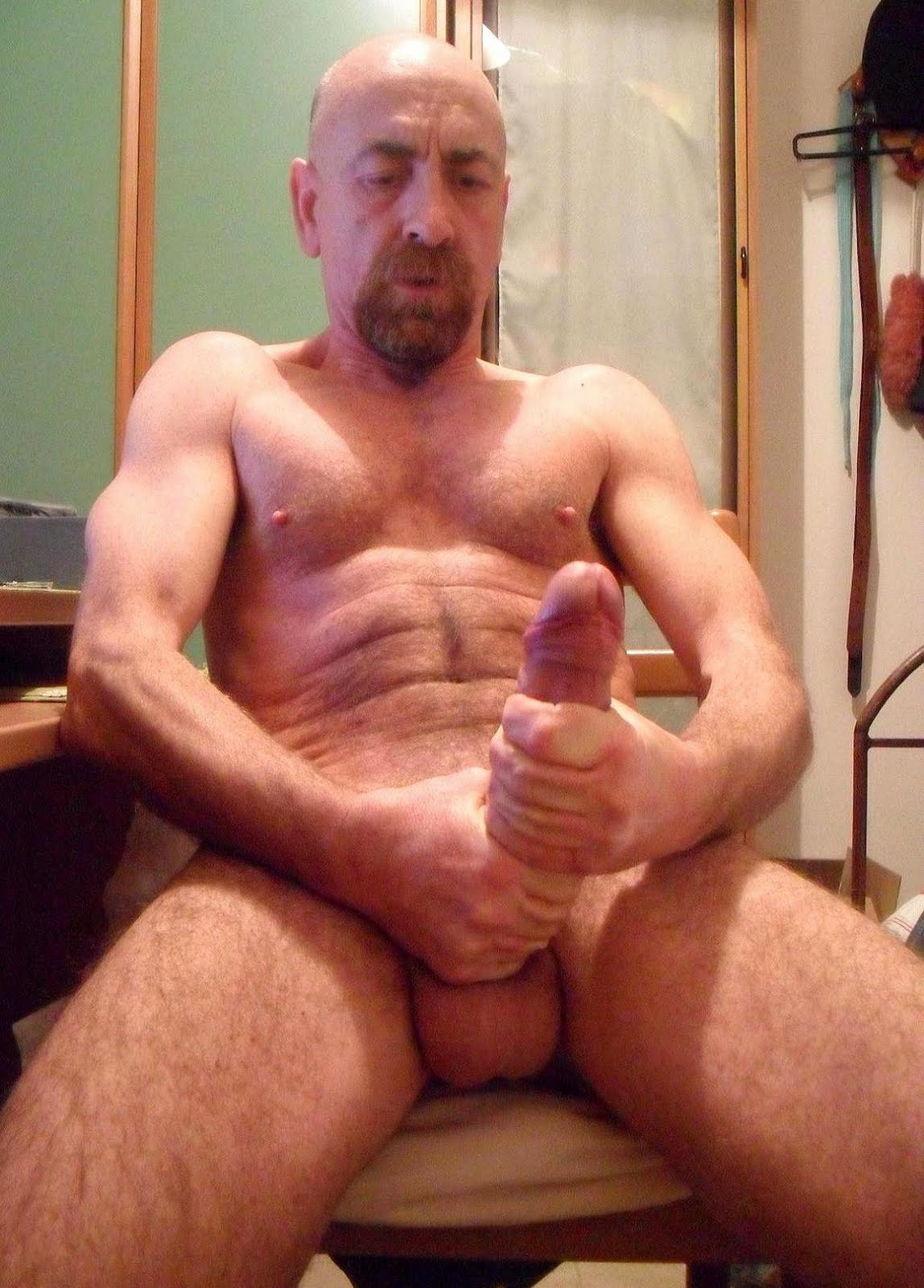 huge gay daddy