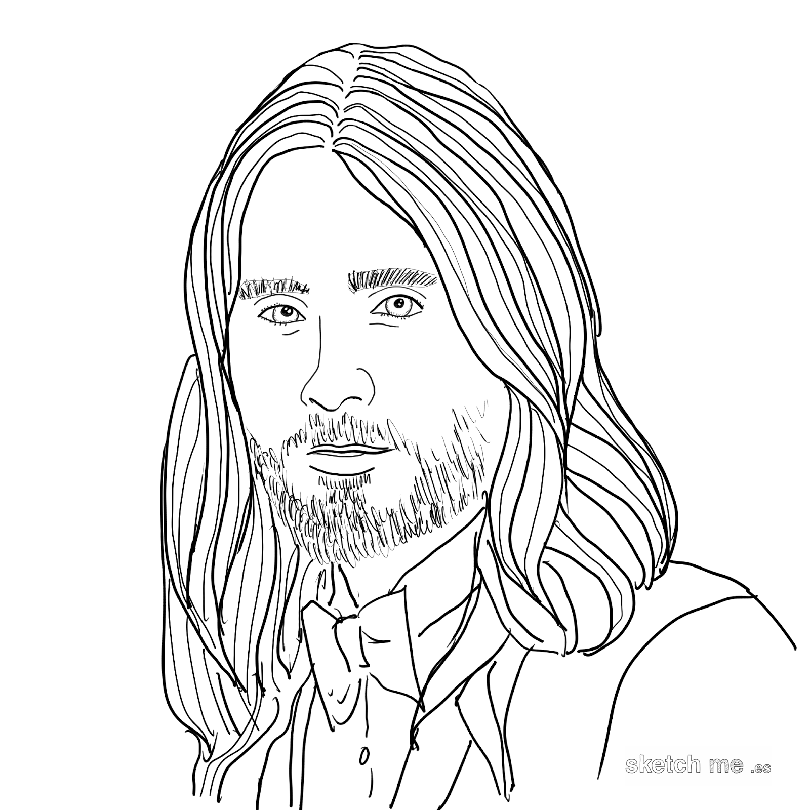 jared-leto-sketch-me-custom-protraits-for-facebook-and-twitter-profiles
