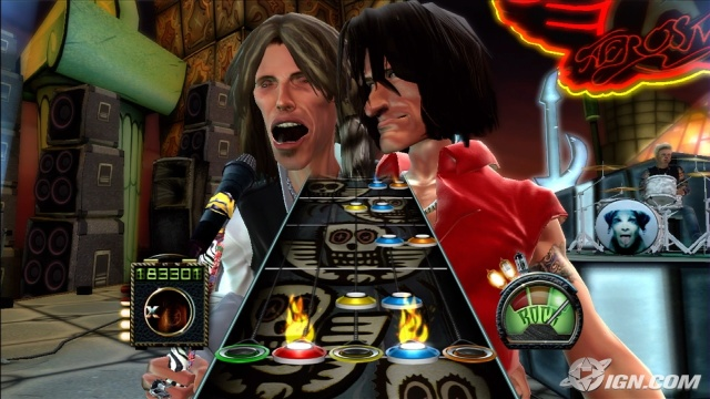 guitar hero aerosmith pc cracked