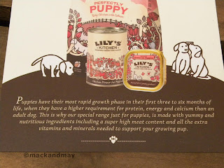 Lily's Kitchen puppy food