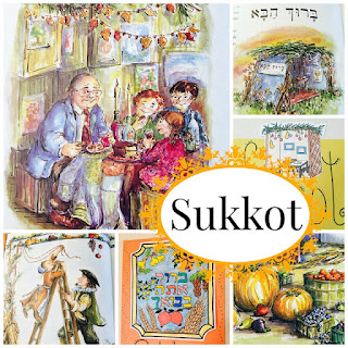 The Third Fall Feast: Sukkot from Sunshine by Channon