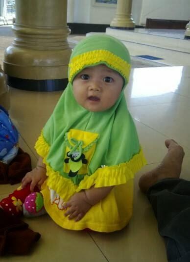 Hijab Bayi
