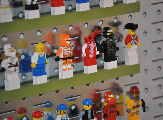 Lego Guy Organization