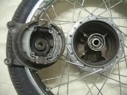 Memperbaiki Rem Motor Kurang Pakem