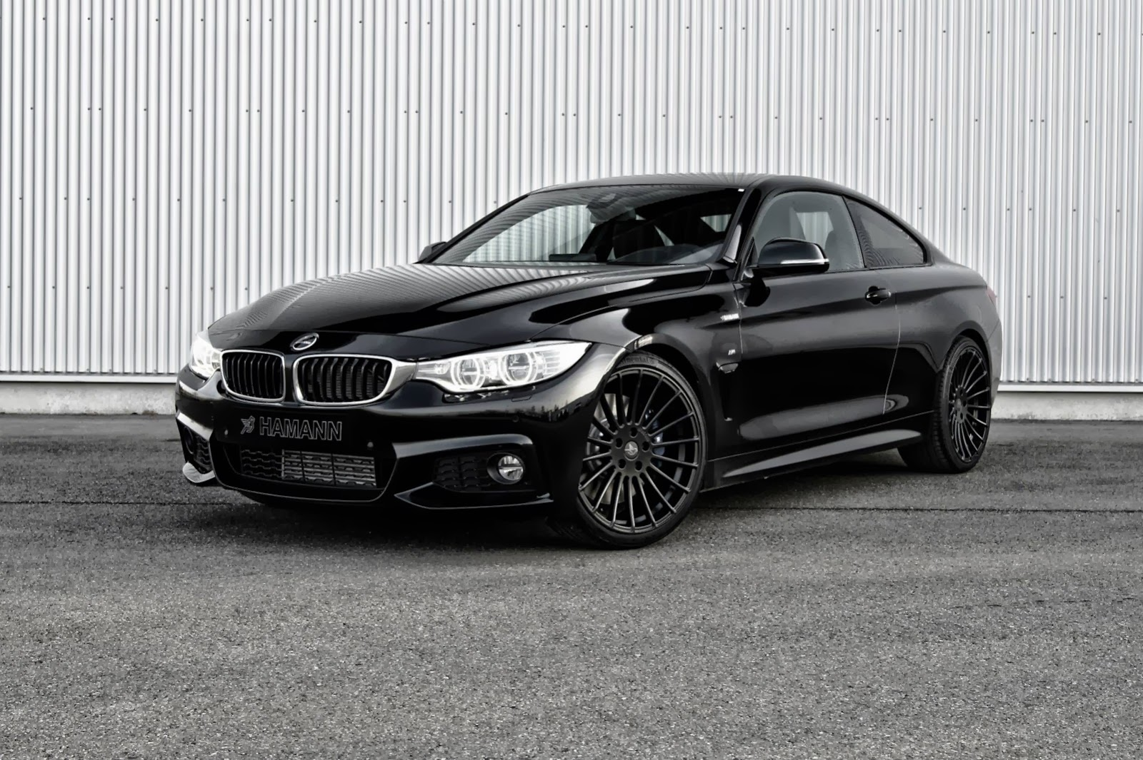 hamann wheels for the bmw 4 series revealed. Black Bedroom Furniture Sets. Home Design Ideas
