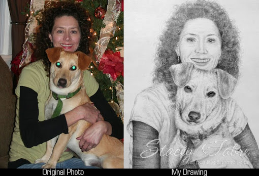 Michelle and Skippy Before and After