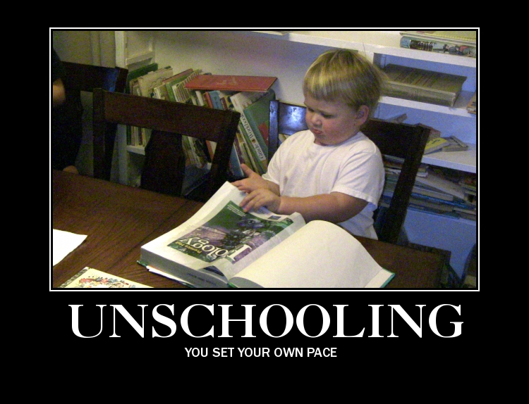 Debunking Atheists, unschooling