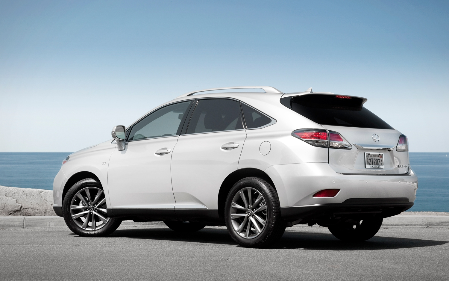 The Best Of Cars Lexus RX Hybrid