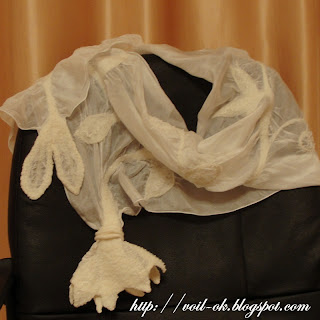 Нуно-шарф Диора