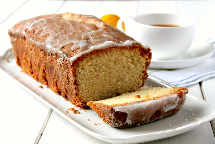 Double Lemon Drizzle Loaf