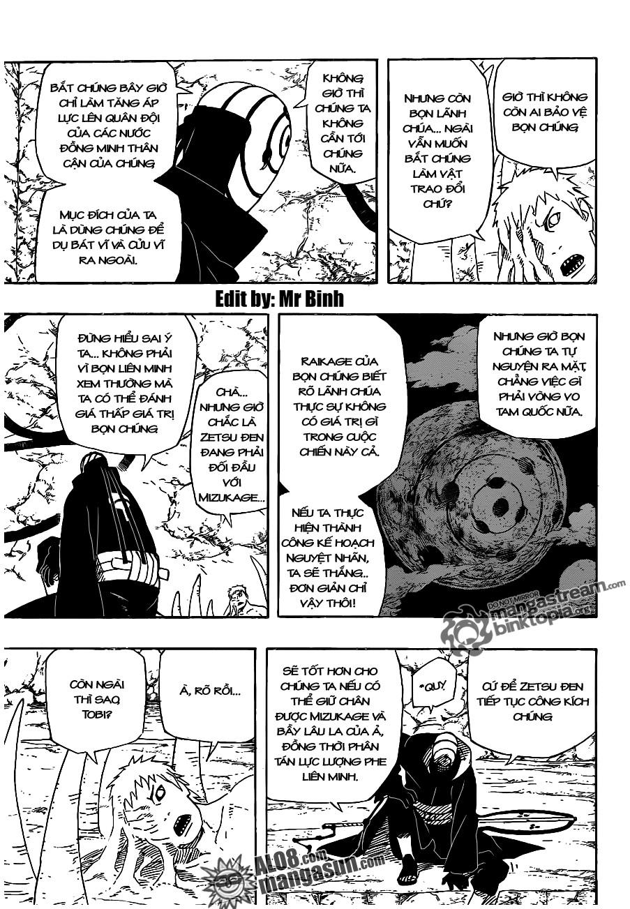 Naruto chap 536 Trang 13 - Mangak.info