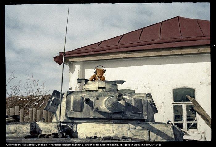 """Die """"Bären"""" 1943"""