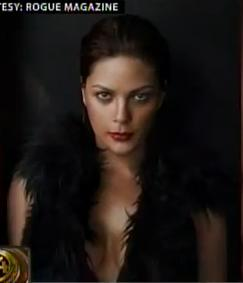 KC Concepcion Rogue Magazine daring