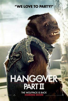 hangover 2 monkey. the hangover 2 monkey. the