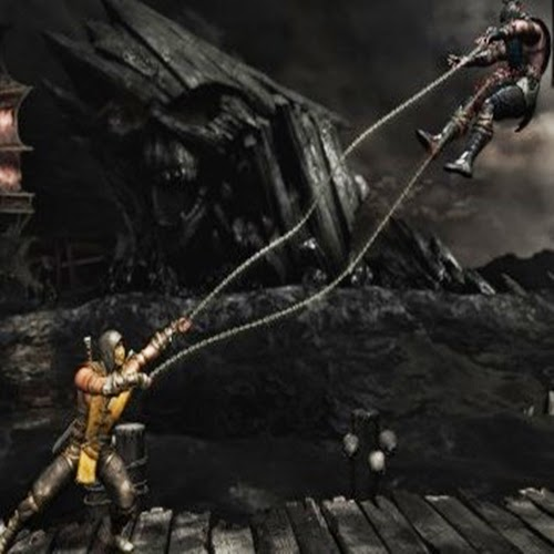 Os detalhes de movimentação dos personagens e os detalhes das roupas são impressionantes no PlayStation 4 e no Xbox One