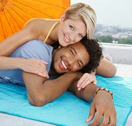 Interracial dating white woman