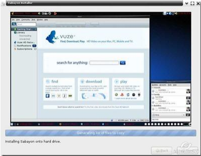 Proses Instal Linux