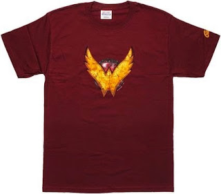 Click here to purchase your Flashpoing Wonder Woman Symbol t-shirt at Amzon!