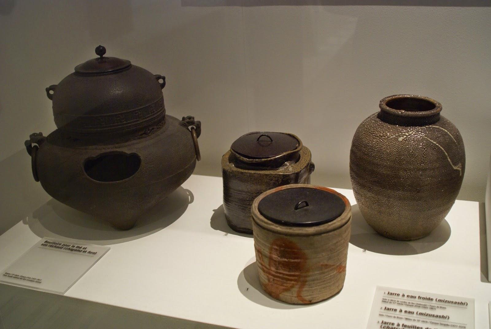 Samouraï - 1000 ans d'histoire du Japon exposition nantes