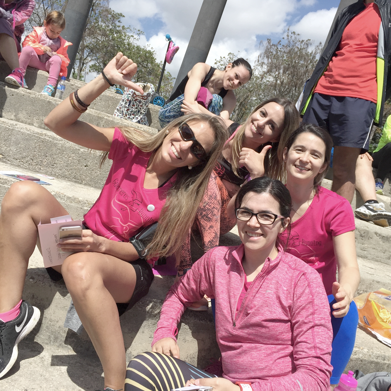 Guerreras Running and Friends