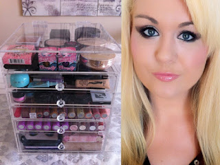 Boxes on Laurendaymakeup Com  Glamour Makeup Box Review