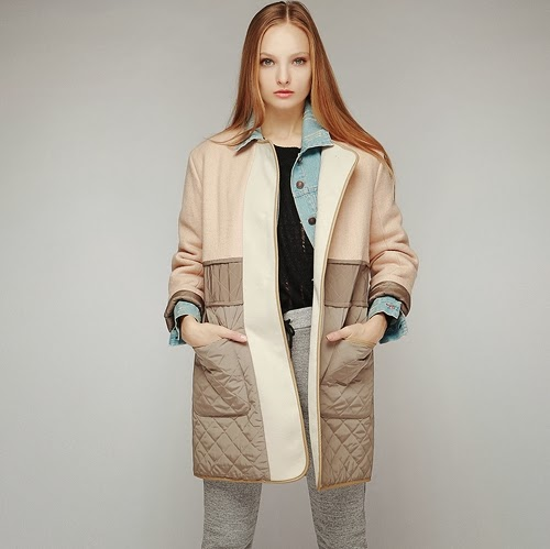 Premium Slim Padded Coat