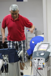 Cuenta Policía Estatal con área de terapia física para atender a personas vulnerables