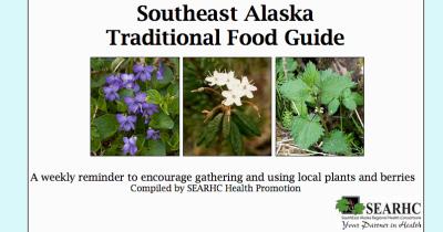 Pushing up the sky traditional food tuesday southeast for Alaskan cuisine traditional