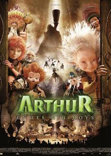 Arthur ile Minimoylar 1 Türkçe Dublaj izle